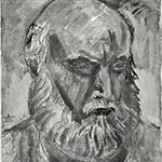Autoportrait de Bourdelle