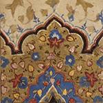 Divan-i Hafiz. recueil de poèmes de Hafiz. [ca. fin du XVIe siècle], Ms. pers. 29